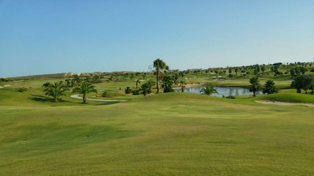 Overview of golf course named Vistabella Golf Club