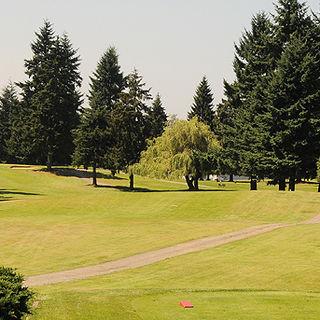 Allenmore public golf course cover picture