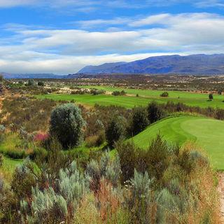 Alta lake golf resort cover picture