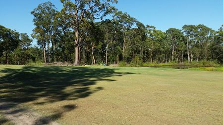 Overview of golf course named Karuah Golf Club