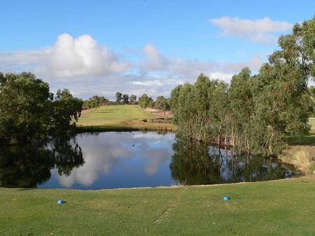 Kalbarri Golf Club Cover Picture