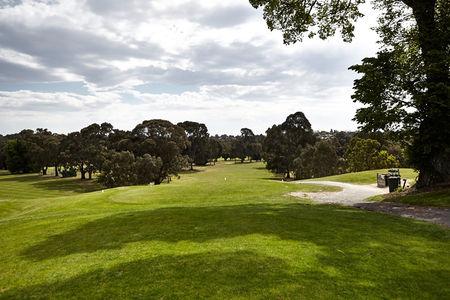 Ivanhoe Public Golf Course Cover Picture