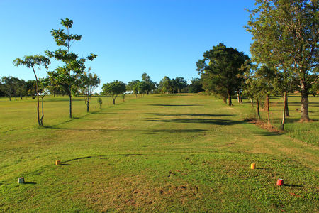 Innes Park Golf Club Cover Picture