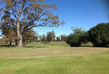 Inglewood Golf Club Cover Picture