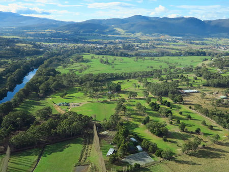 Huon Valley Golf Club Cover Picture