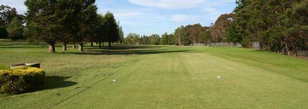 Highlands Golf Club Cover