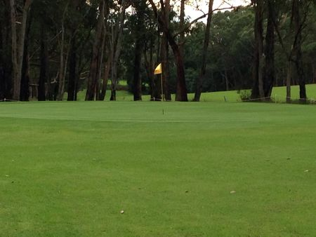 Heywood Golf Club Cover Picture