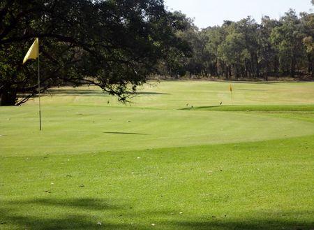 Heyfield Golf Club Cover