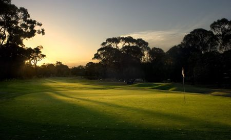 Helensvale Golf Club Cover Picture