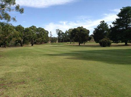 Heathcote Golf Club Cover Picture