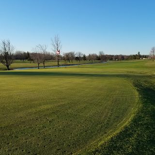 Auglaize golf club cover picture