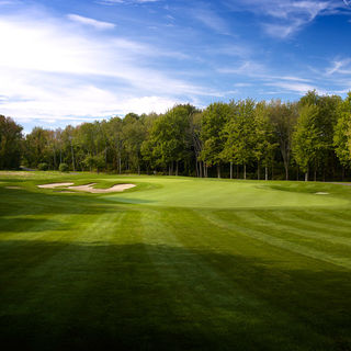 Barrington golf club cover picture