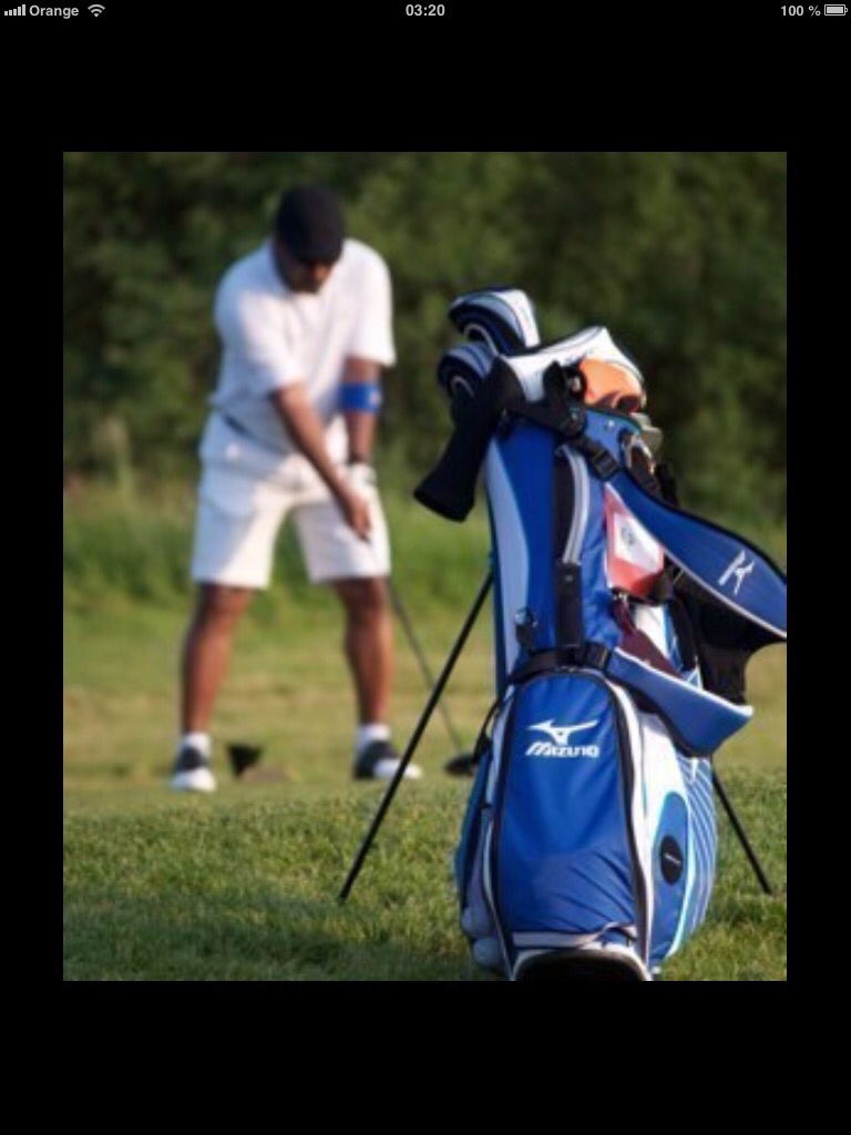 Avatar of golfer named Maxime  Magloire