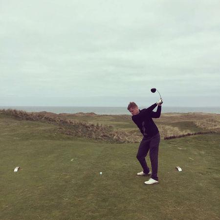 Avatar of golfer named Jordan Elliott