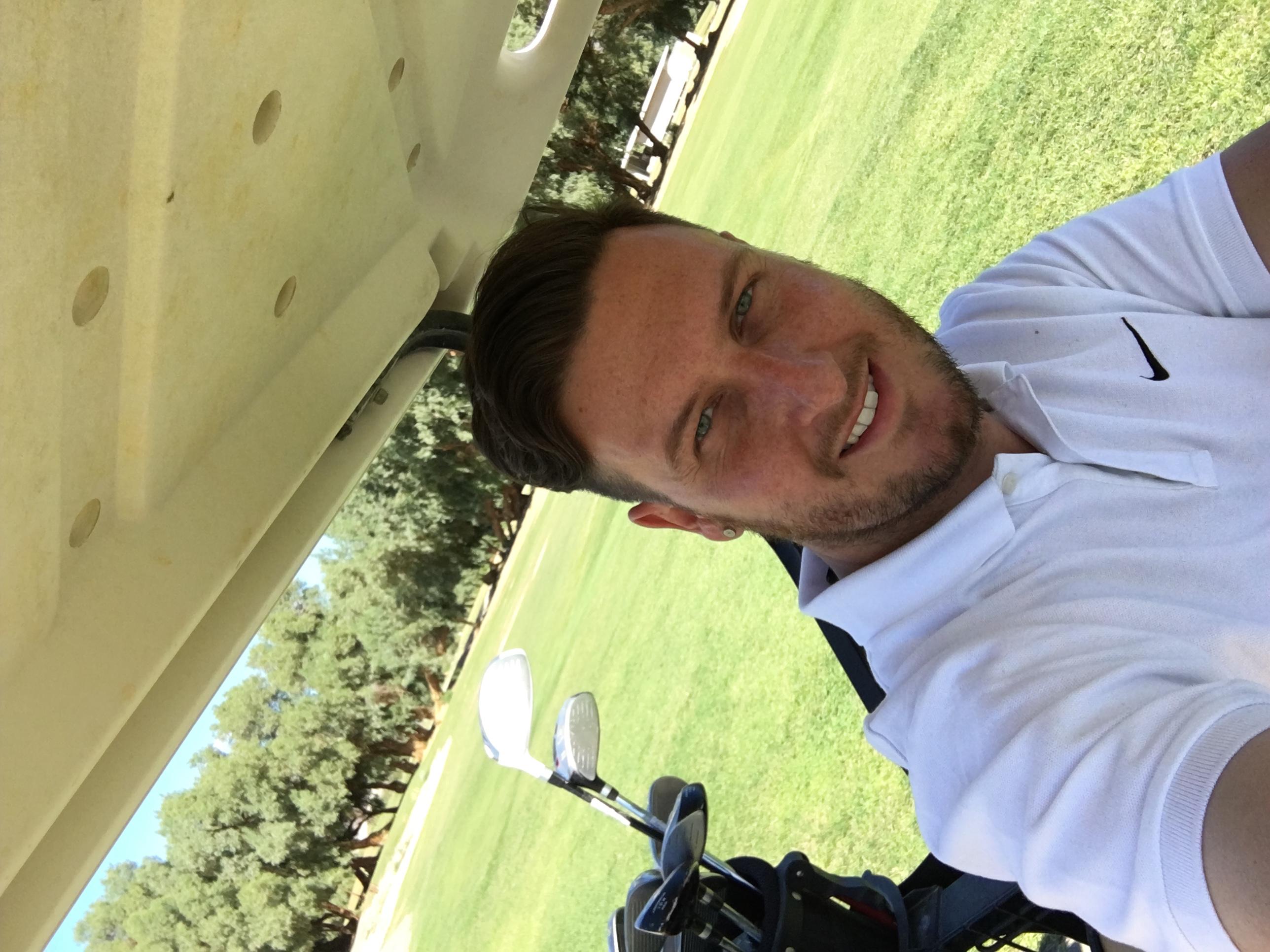 Avatar of golfer named Michael Gebhardt