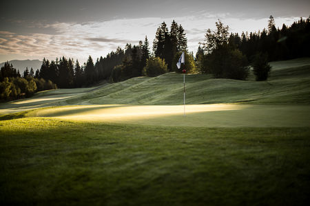 Hosting golf course for the event: Tag des offenen Platzes