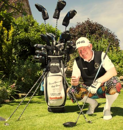 Avatar of golfer named David  Edwards