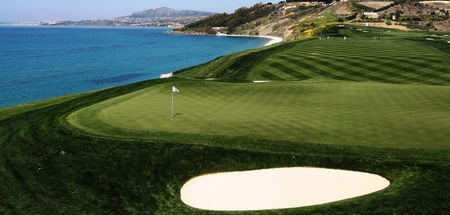 Overview of golf course named Verdura Golf and Spa Resort - East Course
