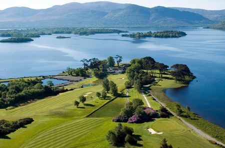 Overview of golf course named Killarney Golf and Fishing Club - Mahony's Point