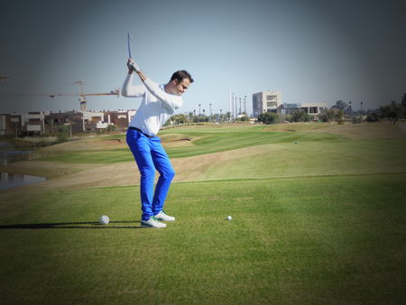 Avatar of golfer named Gael Balestra