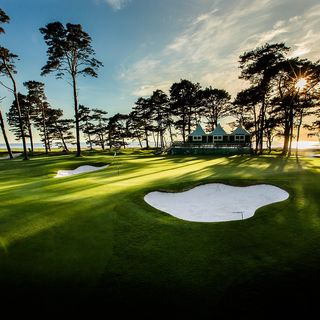 Barseback golf and country club cover picture