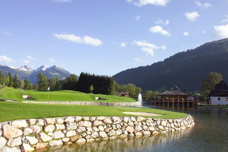 Overview of golf course named Golfclub Kitzbuhel