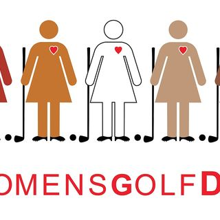 Women s golf day cover picture