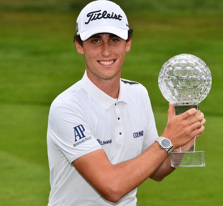 Avatar of golfer named Renato Paratore