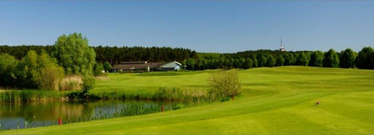 Maerkischer potsdam golf club cover picture