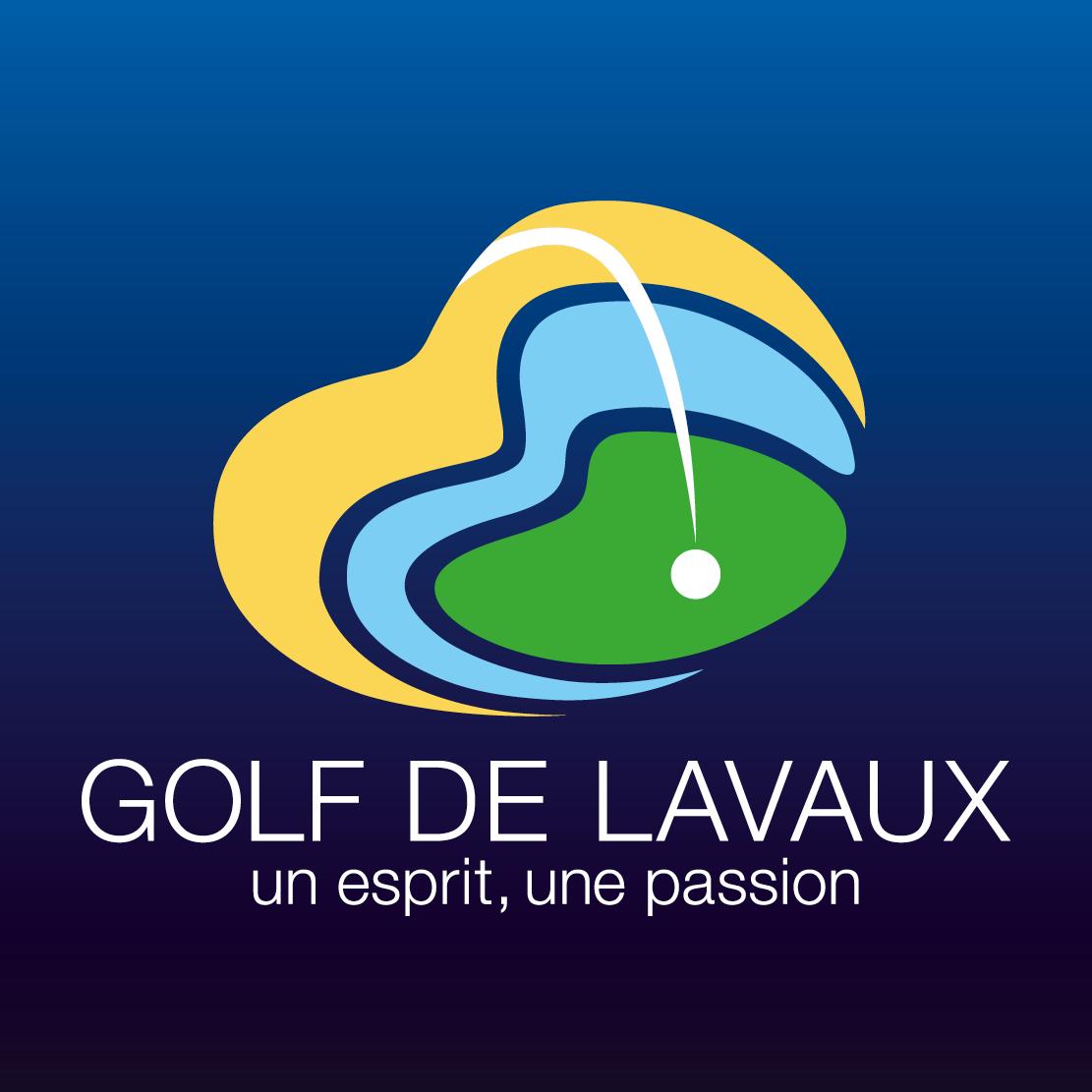 Logo of golf course named Golf de Lavaux