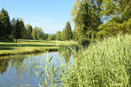 Overview of golf course named Ostschweizer Golf Club (Osgc)