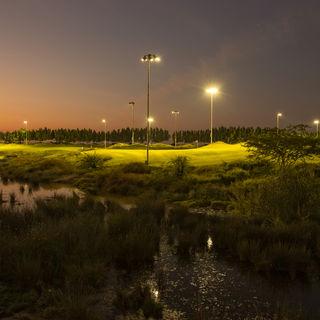 Al mouj golf picture