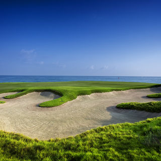 Al mouj golf cover picture