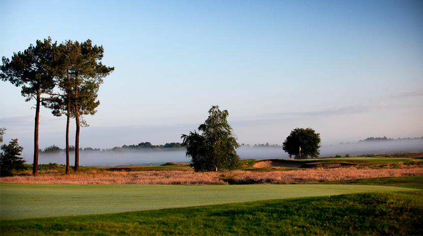 Cover of golf event named Trophée Golf Plus