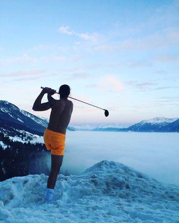 Avatar of golfer named Alek Radoicic