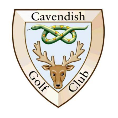 Logo of golf course named Cavendish Golf Club