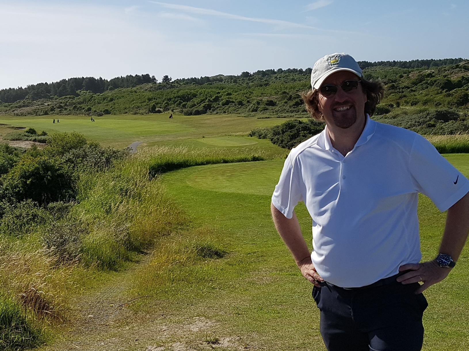 Avatar of golfer named Kurt Martens