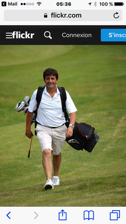 Avatar of golfer named Seigneurin  Philippe
