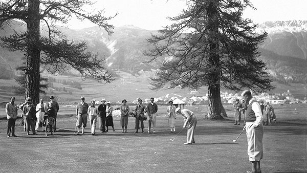 Cover of golf event named GolfersChoice(R) Engadin Pro AM 2017