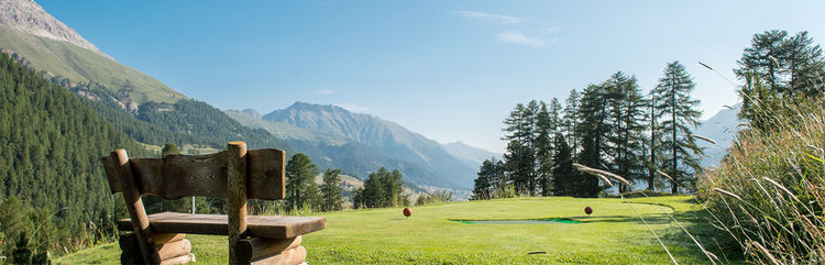 Kulm golf saint moritz cover picture