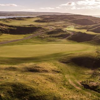 Portstewart golf club cover picture