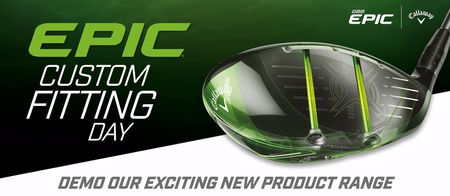 Callaway Demo Day Cover Picture