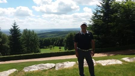 Avatar of golfer named Walter Fontan