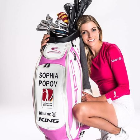 Avatar of golfer named Sophia Popov