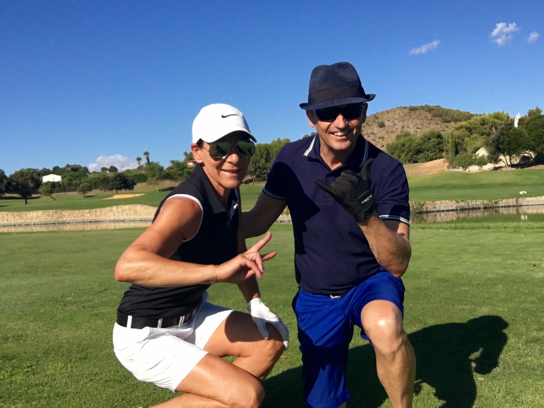 Avatar of golfer named Lucia Schmid
