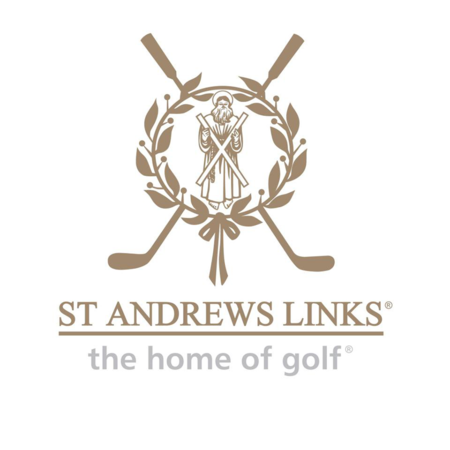 Logo of golf course named St Andrews - The Old Course