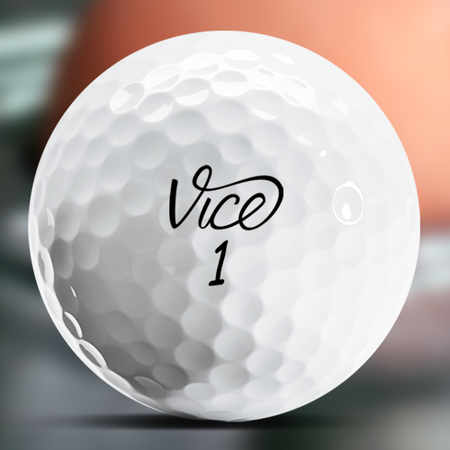 Logo of golf article author named Vice Golf