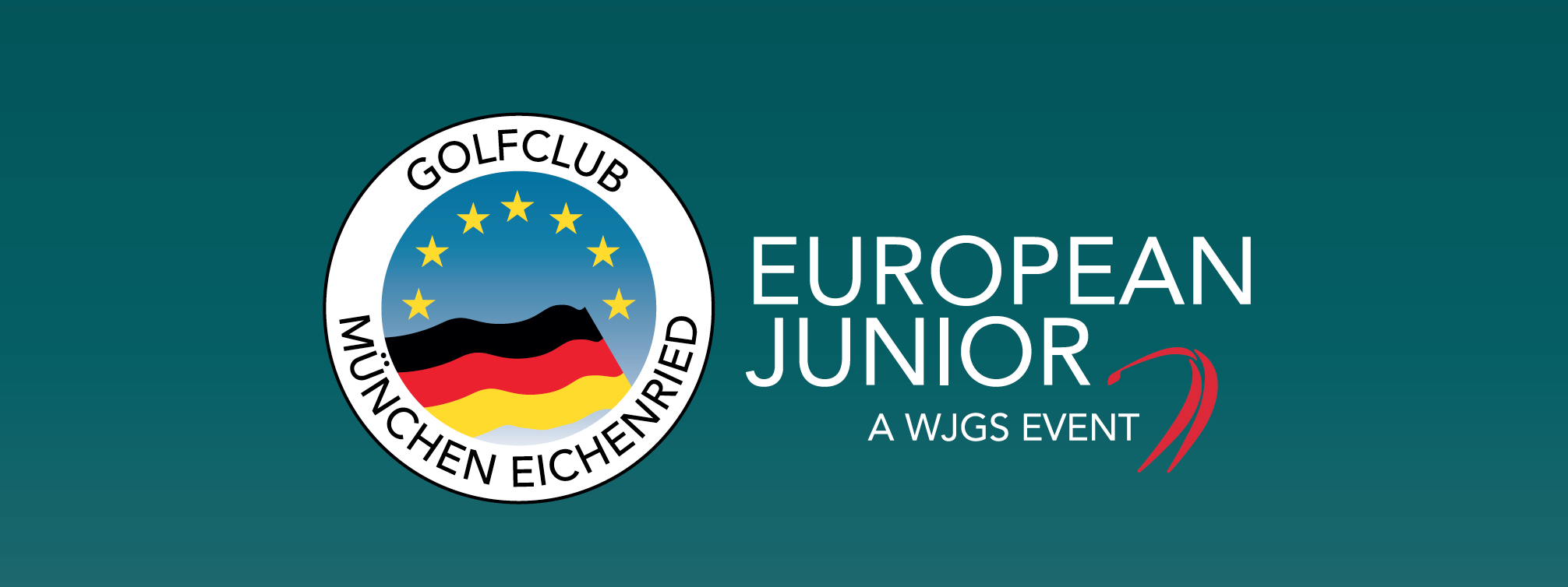 Cover of golf event named European Junior