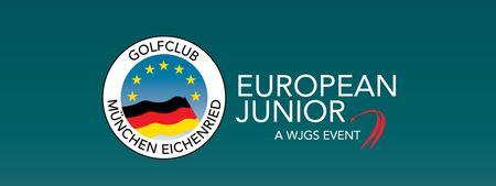 Cover of golf event named European Junior