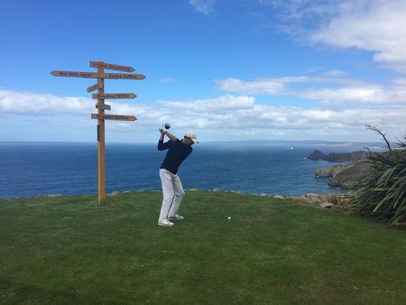 Avatar of golfer named Nathan Wattier